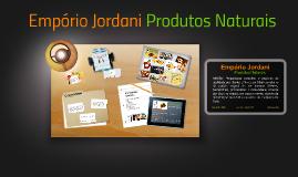Empório Jordani Produtos Naturais