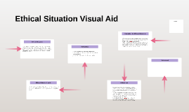 Ethical Situation Visual Aid