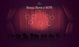 Bossa Nova e MPB
