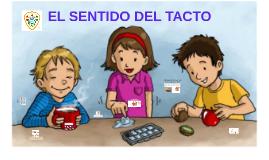 EL SENTIDO DEL TACTO