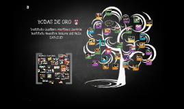 BODAS de ORO- 1963-2013
