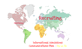 International Admissions Enhanced CC