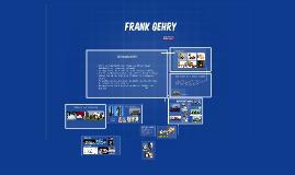 FRANK GEHRY prezentacja