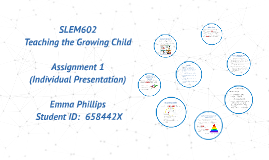 Copy of SLEM602 Teaching the Growing Child
