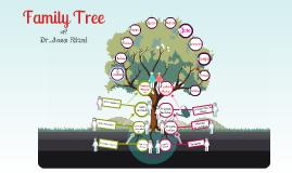 Family Tree of Dr. Jose Rizal
