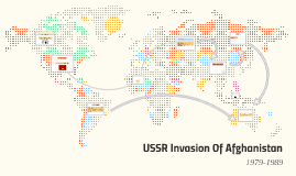 USSR Invasion Of Afghanistan