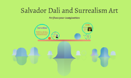 Salvador Dali and Surrealism Art
