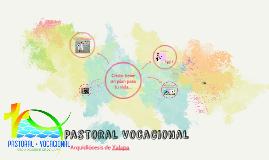 Pastoral Vocacional-Jóvenes