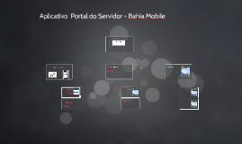 A plicativo  RH- Bahia mobile