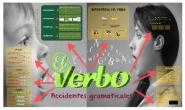VERBO: CRITERIOS Y ACCIDENTES GRAMATICALES