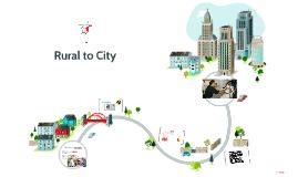 Suburban to City