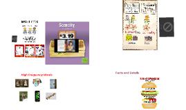 Copy of Scarcity-Reading Street 2-3