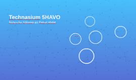 Technasium 5HAVO