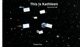 EDRL 477 Module 0 - This is Kathleen