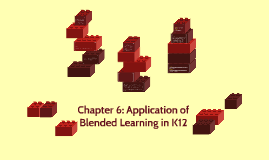 Chapter 6: Application of Blended Learning in K12