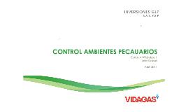 Control Ambientes Pecuarios