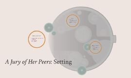 A Jury of Her Peers: Setting