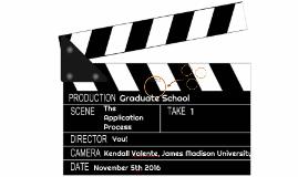 Casting Call: Graduate School