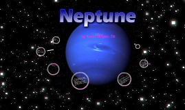 Planet Research Project: Neptune