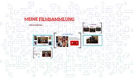 Meine Filmsammlung