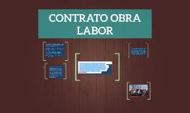 contrato obra labor
