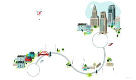 Análisis de las relaciones de los sectores comercial-urbano