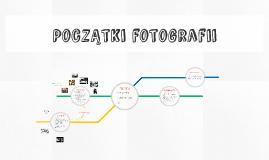 Początki fotografii. Kiedy powstał aparat?