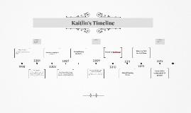 Kaitlin's Timeline