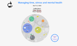 Managing time, stress and mental health