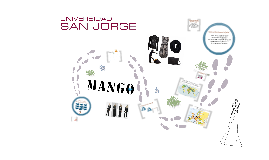 Mango Moda. Universidad San Jorge. Zaragoza. Spain.