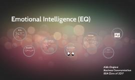 Emotional Intelligence (EQ)