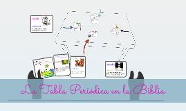 La tabla periodica en la biblia by aleja soto on prezi urtaz Images