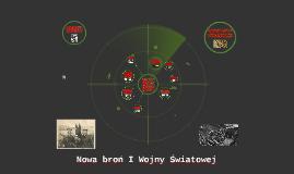 Nowe bronie l Wojny Światowej