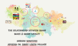 Copy of The Relationship Between Brand Image & Brand Loyalty