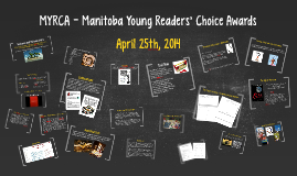 MYRCA - Manitoba Young Readers' Choice Awards