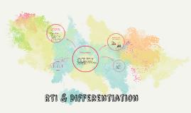 Copy of RTI & Differentiation