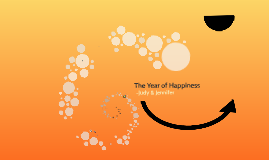 The Year of Happiness