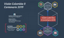 Visión Colombia II Centenario