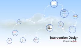 Intervention Design 1