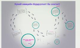 Copy of Хүний нөөцийн бүрдүүлэлт ба сонголт