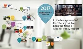 NordAN annual report - 2017