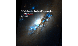 Special Project Presentation