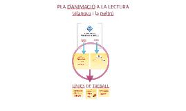 PLA D'ANIMACIÓ A LA LECTURA