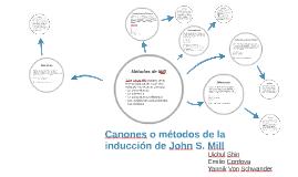 Copy of Canones o métodos de la inducción de John S. Mill