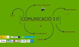 COMUNICACIÓ 3.0
