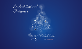 An Architectural Christmas