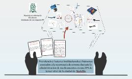 Prevalencia y factores institucionales y humanos asociados a