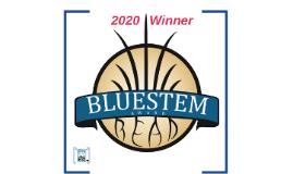 2019 Bluestem Winner