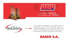 Institucional GRUPO BASSO - Castellanos - 08/2015