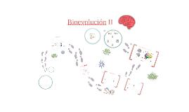 Bioevolución II_primer corte